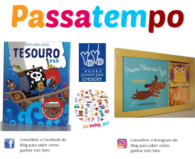 Passatempo, no Facebook e Instagram