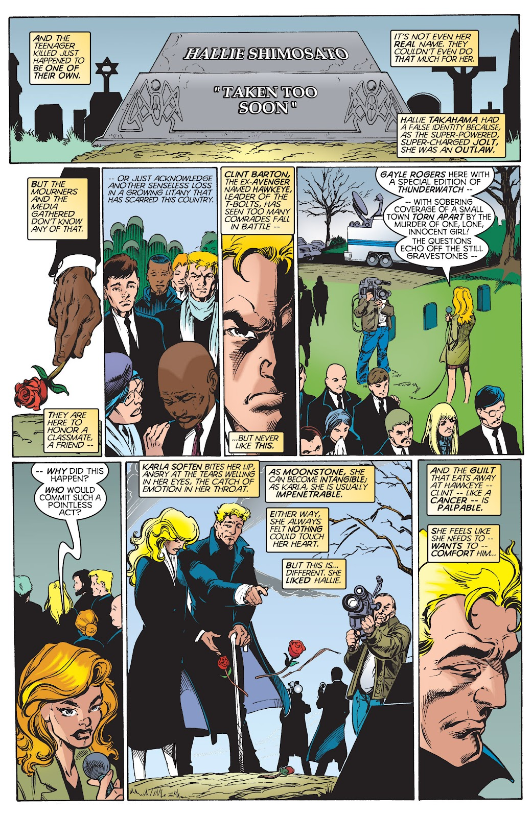 Read online Hawkeye & The Thunderbolts comic -  Issue # TPB 1 (Part 3) - 99