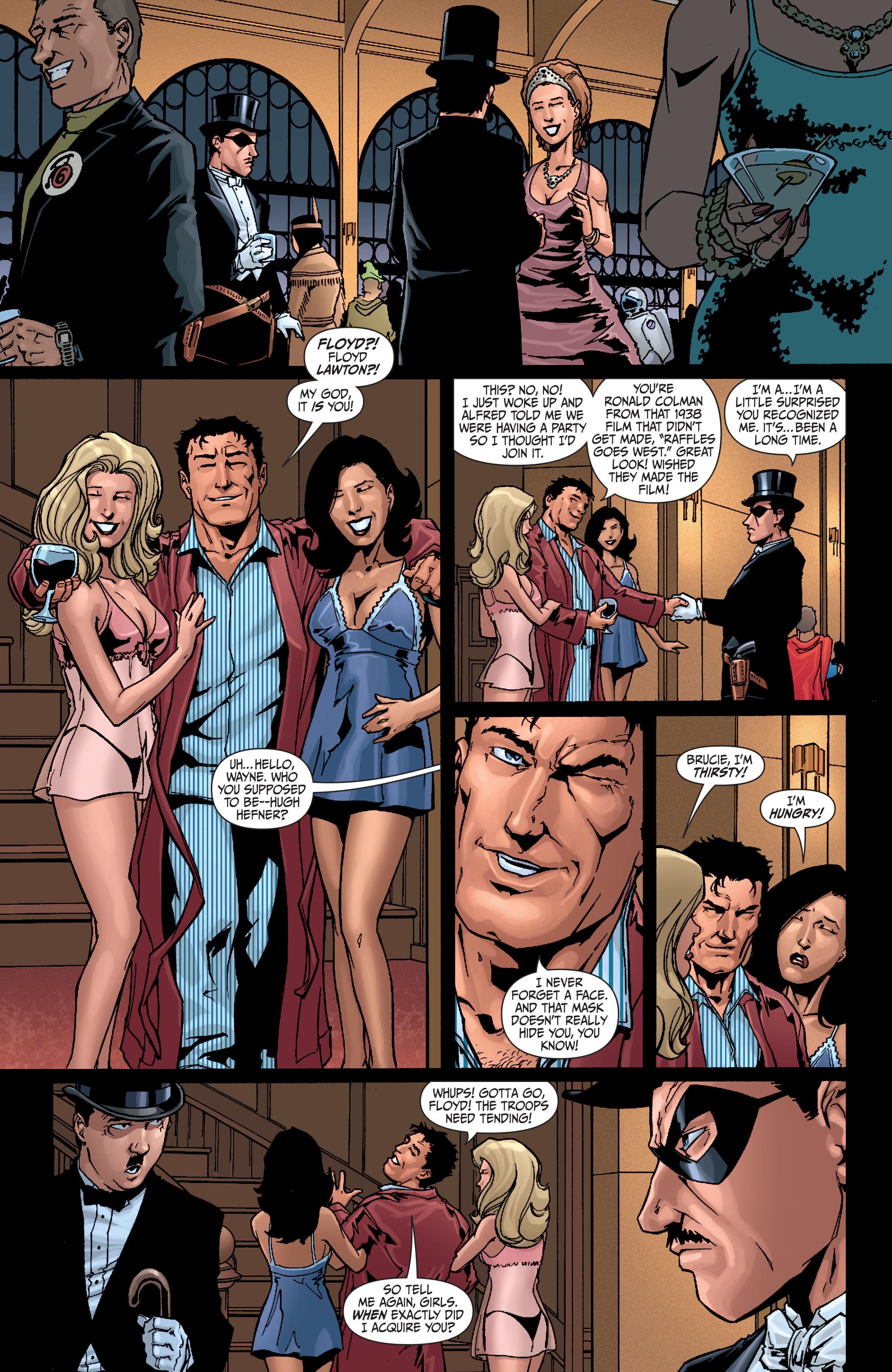 Read online Secret Six (2008) comic -  Issue #15 - 13
