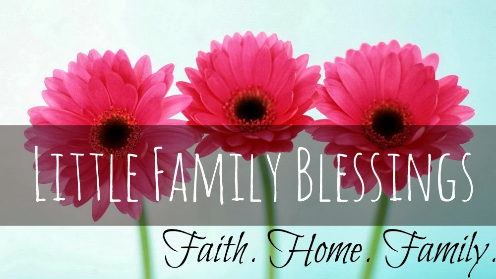 Little Family Blessings: February 2017