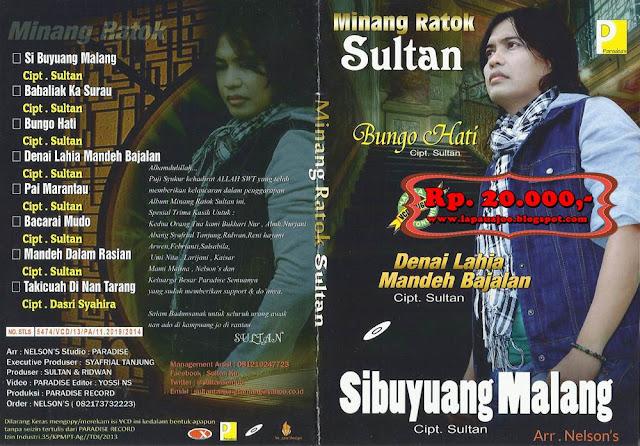 Sultan - Si Buyuang Malang (Album Minang Ratok)