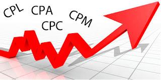 CPM - CPC - CPL - CPA