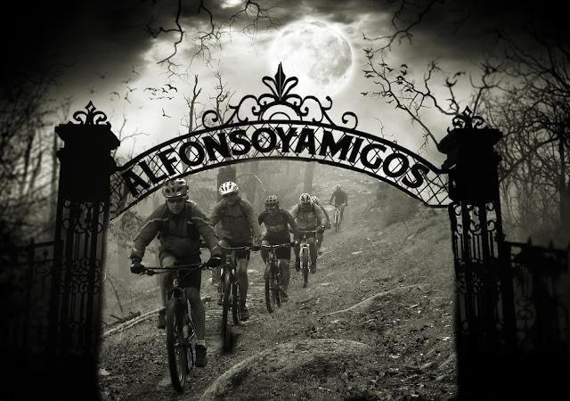AlfonsoyAmigos - Halloween