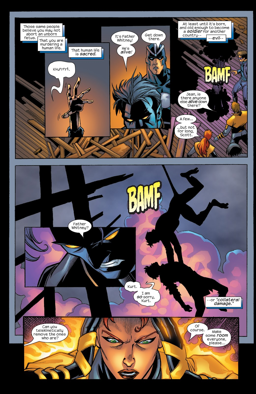 Read online X-Men: Unstoppable comic -  Issue # TPB (Part 4) - 96