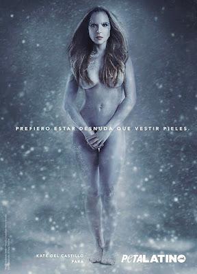 Kate del Castillo desnuda