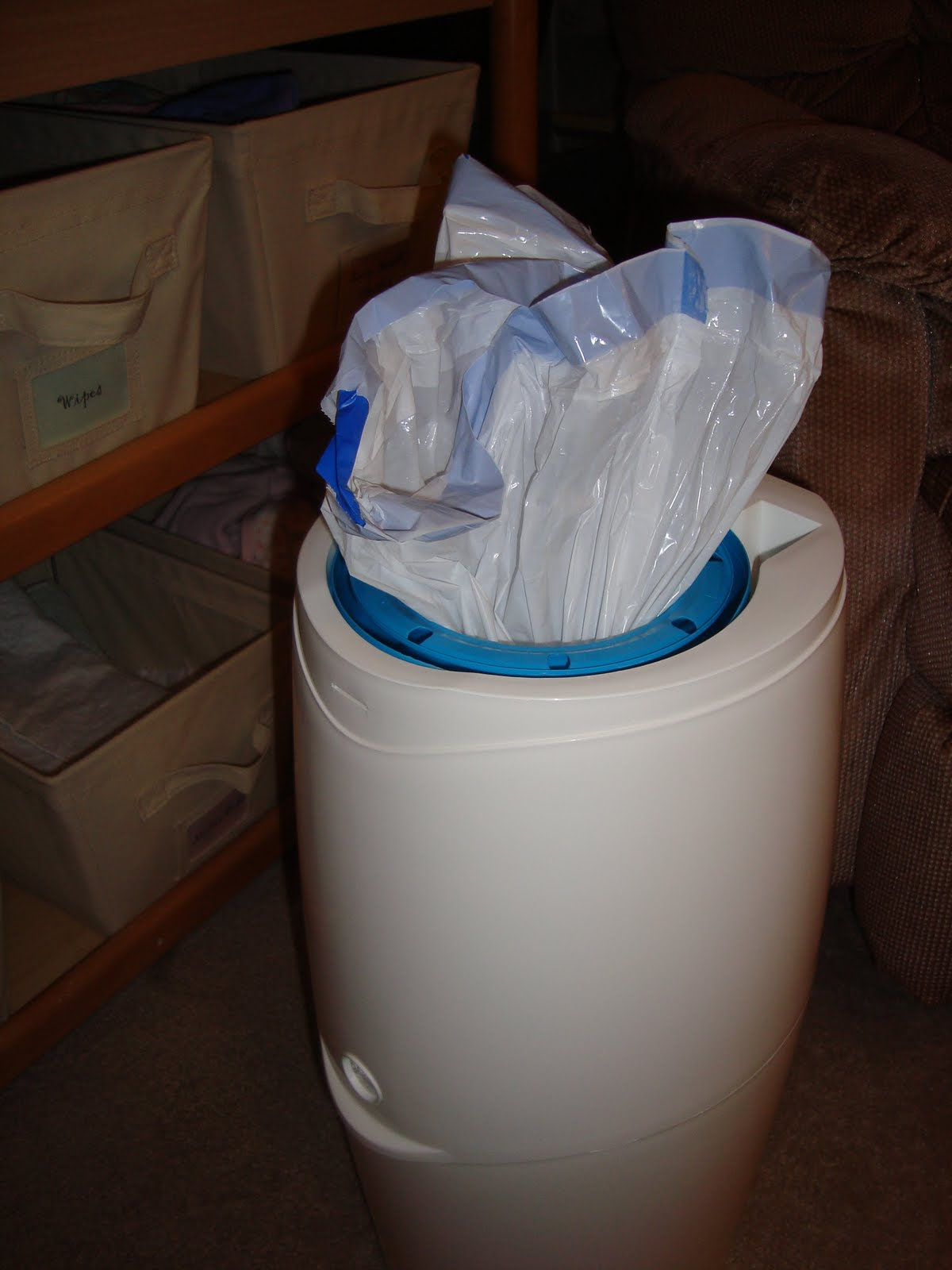 Frugal Made Easy: What? Diaper Genie Refills Cost How Much?
