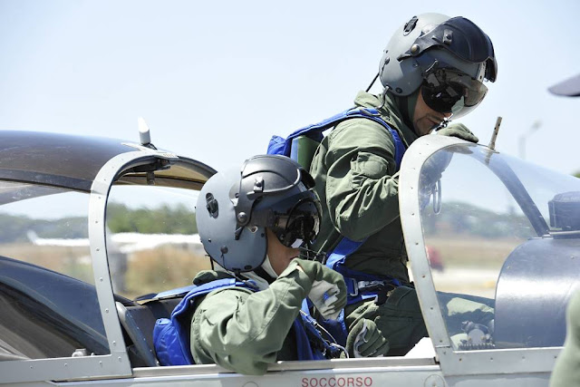 Italian Air Force Academy Flight Course