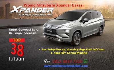 Promo Mitsubishi Xpander Bekasi
