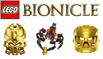 LEGO Bionicle, LEGO Bionicle competition, LEGO competition