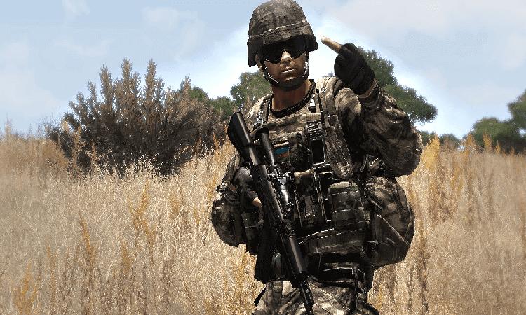 تحميل لعبة arma 3 بحجم صغير