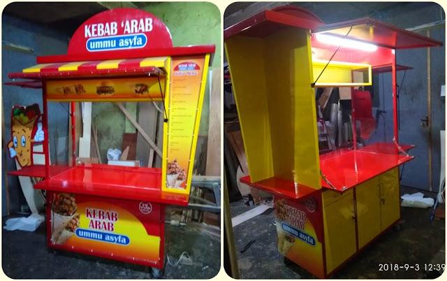 Gerobak Kebab