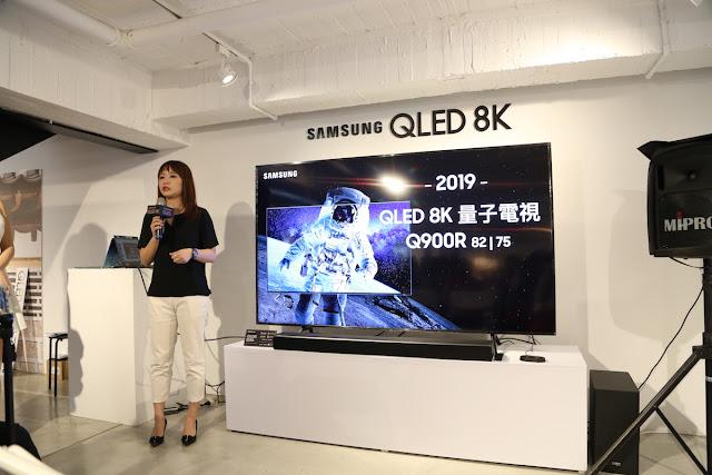 [科技] [電視] 三星 Samsung QLED 8K 量子電視:AI 處理器智慧升頻技術,超高顏值 8K 等級視覺享受
