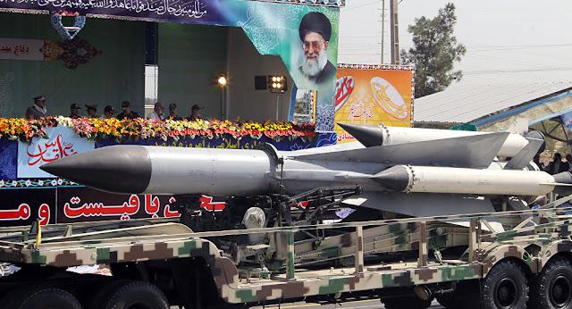 Irã ameaça colocar a Europa no alcance dos mísseis
