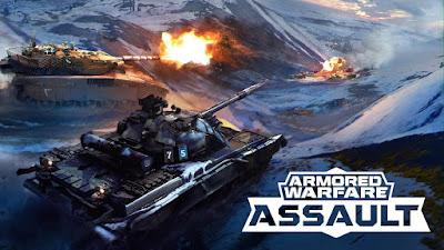 Armored Warfare: Assault Apk + OBB Full Download