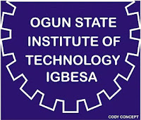 OGITECH 2018/2019 ND & HND (Full-Time & Part-Time) Admission Form Out
