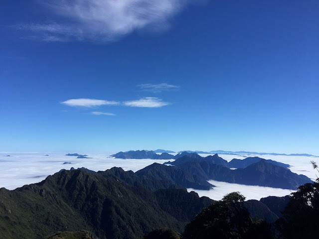 Conquer Fansipan peak properly. Do you want to challenge yourself? 1
