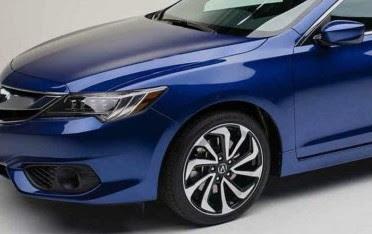 2018 Acura RLX Exterior Redesign