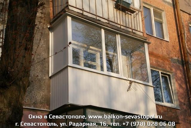 Заказать окна в Севастополе
