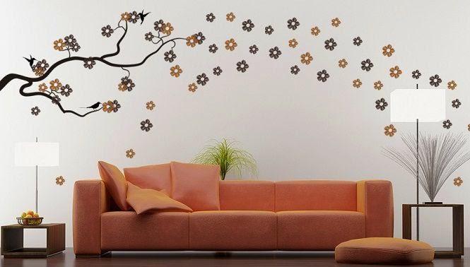 Photos Modern Decorative Wall Decals Design