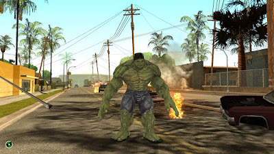 GTA Sanandreas Hulk Mod Free Download For Pc Steam - Latest