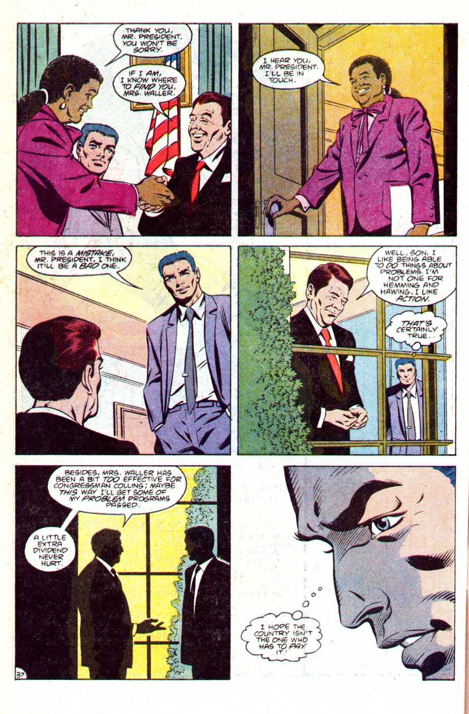 Read online Secret Origins (1986) comic -  Issue #14 - 41