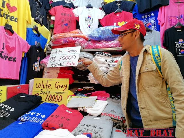 Tempat Shopping Murah di Seoul
