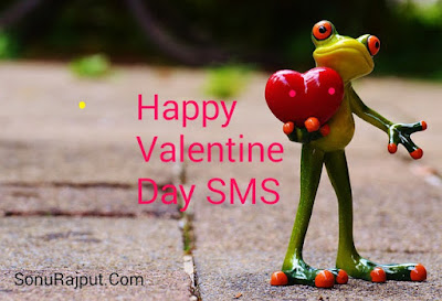 Happy Valentine Day Hindi SMS