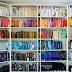 Decoração: Guardando os livros