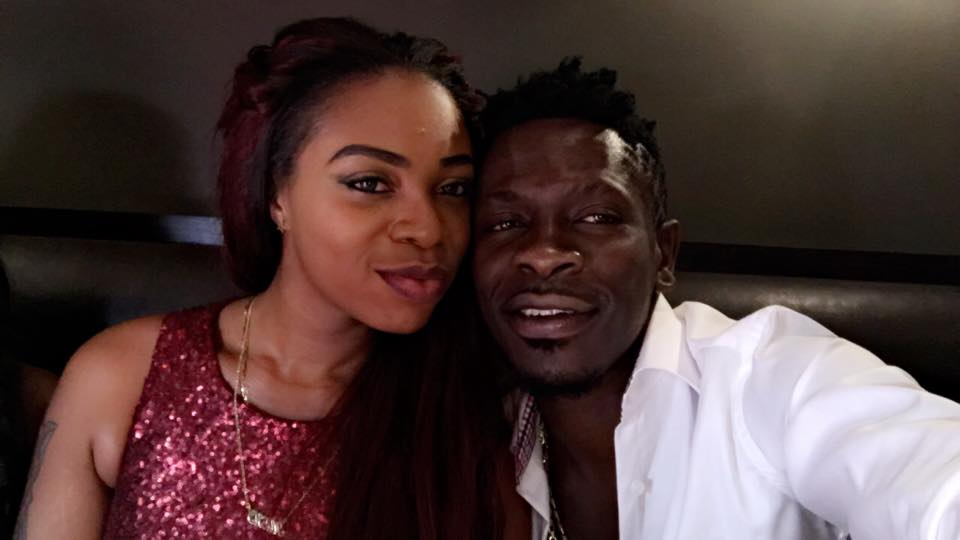 Image result for Shatta Wale with Shatta Michy