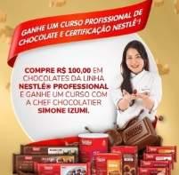 Promoção Makro e Nestlé Páscoa 2019 Compre Ganhe Curso Profissional