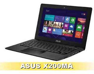 harga Netbook ASUS X200MA