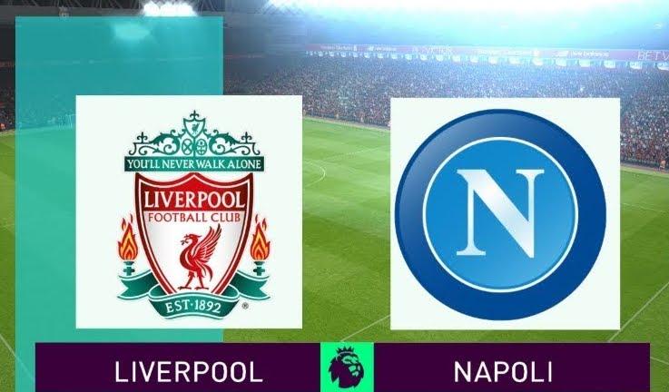 LIVERPOOL NAPOLI Streaming Gratis, dove vedere Diretta TV