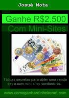 Descubra Como Ganhar Dinheiro com Mini Sites de Vendas