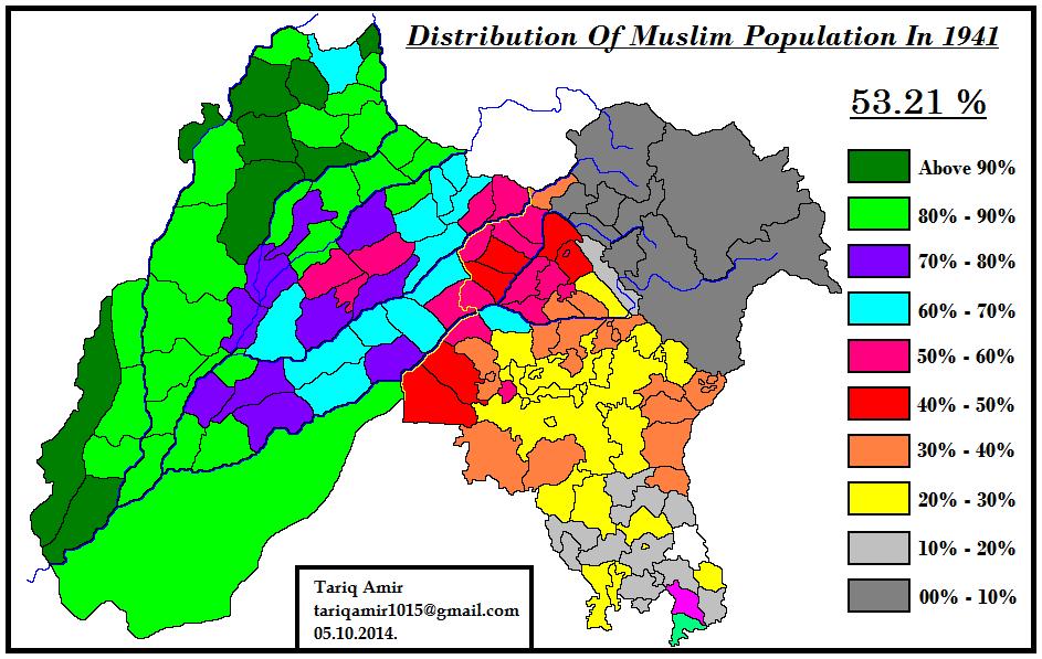 Demographics | South Asia Blog |Punjab Religion