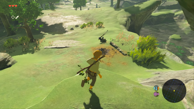 The Legend of Zelda Breath of The Wild Repack