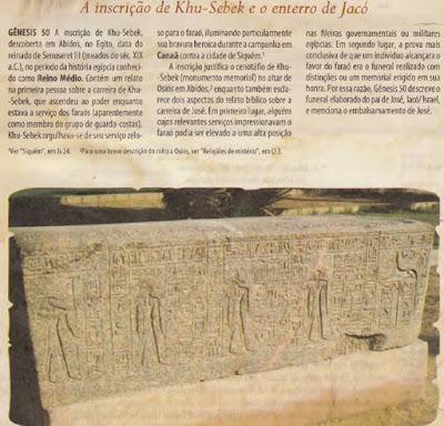 biblia estudo arqueológica danilo moraes