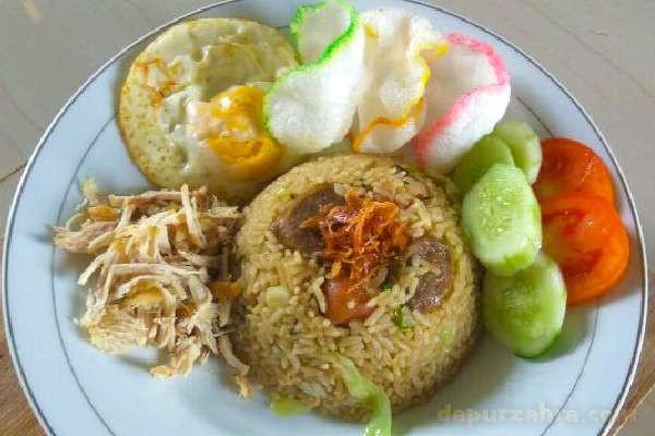 nasi goreng spesial ala rumahan