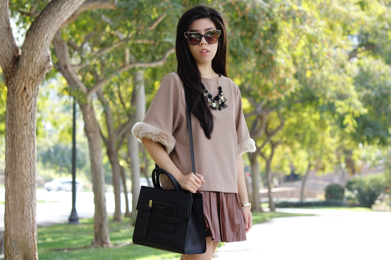 Adrienne Nguyen_How to Look Like Blair Waldorf on a Budget_Audrey Hepburn Inspiration