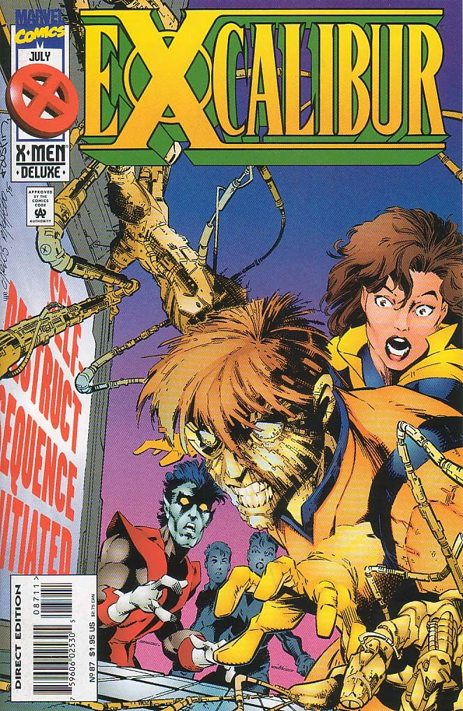 Excalibur (1988) issue 87 - Page 1