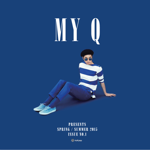 My Q – My Q Spring / Summer 2015 Issue No.1