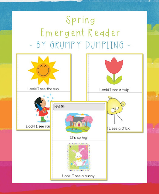 https://www.teacherspayteachers.com/Product/FLASH-FREEBIE-Spring-Emergent-Reader-C-and-BW-versions-1817528