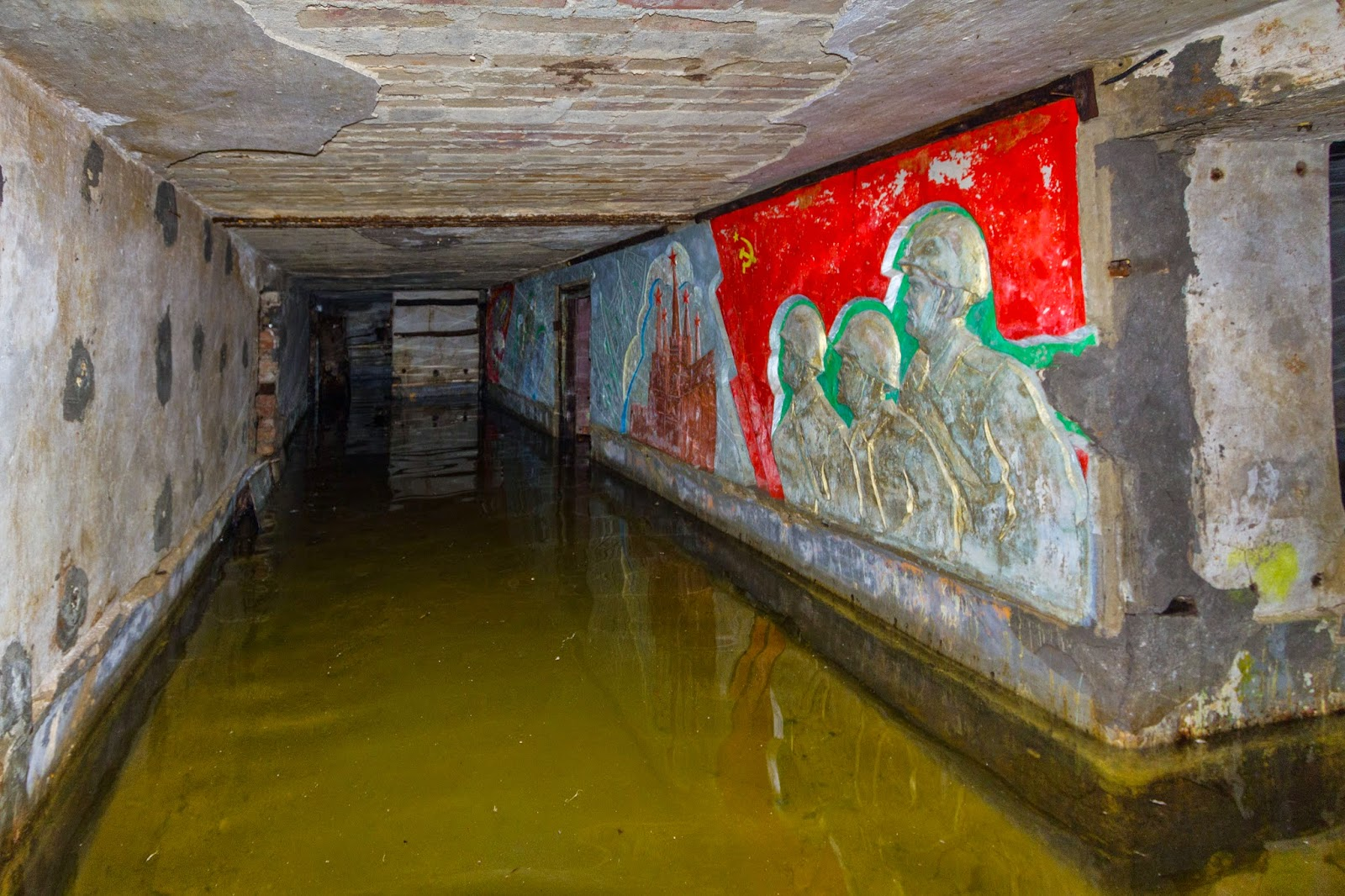 Underground Military Bases For Sale The Lost City Of Vogelsang And Its Nuclear Secrets Abandoned Berlin