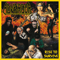 "Adversor - ""Rise to Survive"""