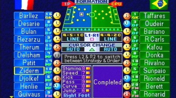 Games que marcaram - International Superstar Soccer Pro '98