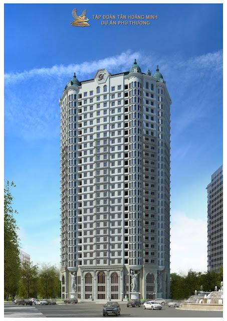 Dự án căn hộ cao cấp D'eldorado Tân Hoàng Minh.