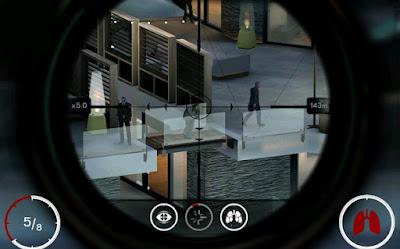 Hitman Sniper Mod Apk Offline