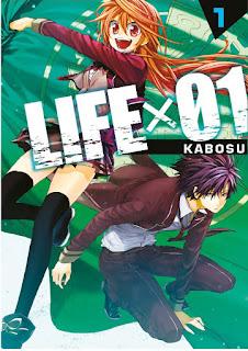 """Reseña de """"Life x 01"""" de Kabosu - Fandogamia Editorial"""