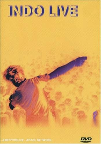 DVD - Indochine - Indo Live (semi nuevo)