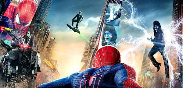 Spiderman şi inamici săi