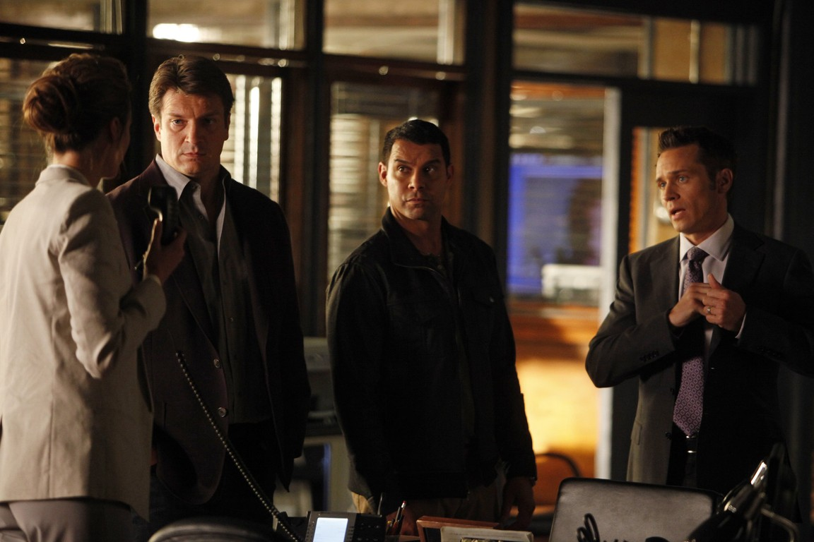 Castle - Season 6 Episode 05: Time Will Tell